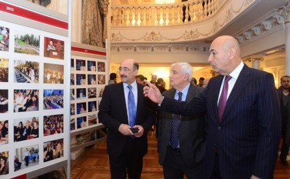 IV Baku Int'l Theatre Conference kicks off in Baku