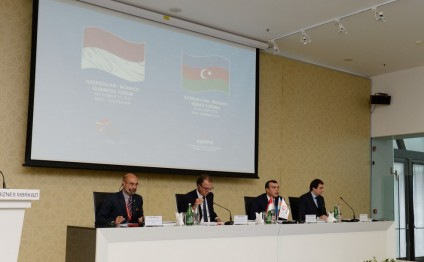 Azerbaijan-Monaco business forum kicks off in Baku