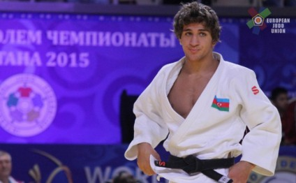 Azerbaijani judo team name squad for European Championships