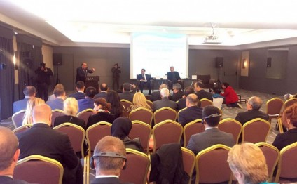 Baku hosts conference on Armenia-Azerbaijan, Nagorno-Karabakh conflict