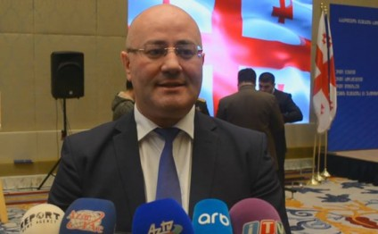 Georgian Defence Minister: We attach special importance to developing trilateral cooperation with Azerbaijan and Turkey