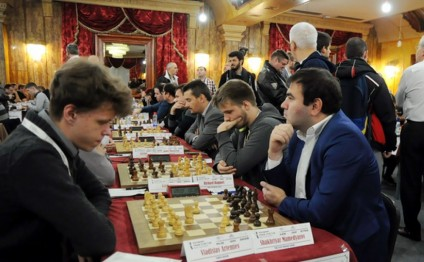 Azerbaijani chess clubs learn rivals for 3rd round of Novi Sad 2016