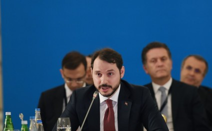 Berat Albayrak: TANAP to be completed by 55 percent until year-end
