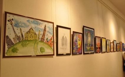 """Uzbekistan through the eyes of Azerbaijani children"" exhibition launches in Baku"