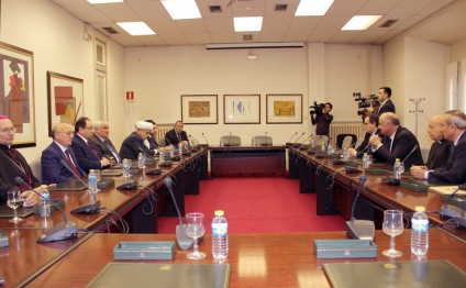 Azerbaijani delegation attends interfaith dialogue conference in Spain