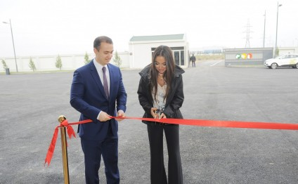 Leyla Aliyeva opens IDEA Animal Care Center
