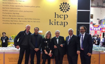 TEAS Press represented at Istanbul Int'l Book Fair