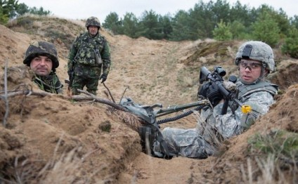 NATO military exercise kicks off in Lithuania