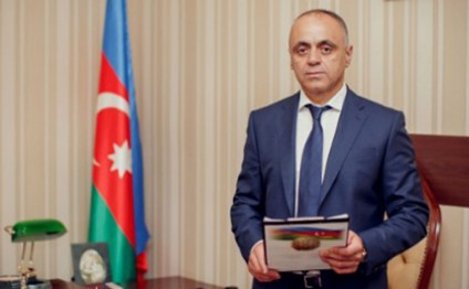 Azerbaijani Honorary Consul in Kharkiv receives Ukrainian state Order