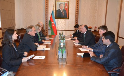 'US attaches great importance to relations with Azerbaijan'