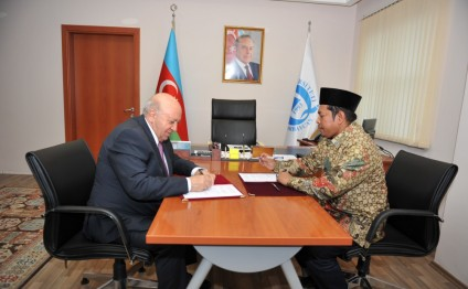 Qafqaz University signs agreement with Indonesian University of North Sumatra
