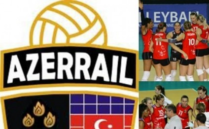 Azerrail Baku name squad for CEV Volleyball Champions League