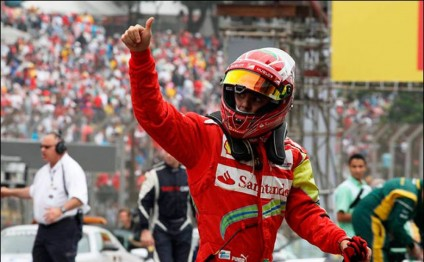 Ferrari sends greetings to Massa ahead of F1 swansong