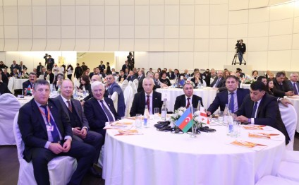 Baku hosts draw for Final Round of 2017 CEV Volleyball European Championship