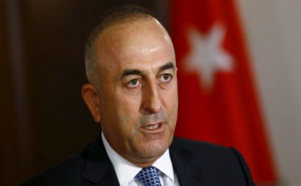 Turkish foreign minister visits Iran