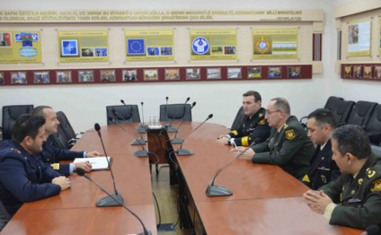 Baku hosts meeting of experts of Azerbaijani and Italian defense ministries