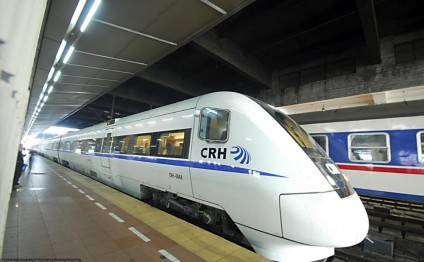 China to start construction of new railway that will allow trains to travel up to 400 km/h