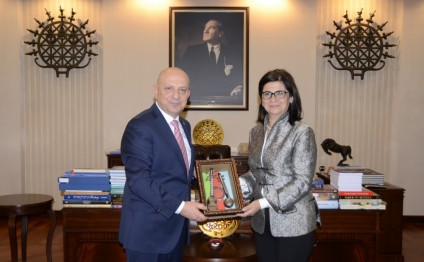 Azerbaijan State University of Culture and Arts, Gazi University sign cooperation agreement