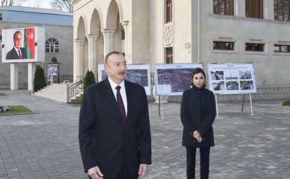 President Ilham Aliyev: The time will come and we, Azerbaijanis, will return to all our historical lands