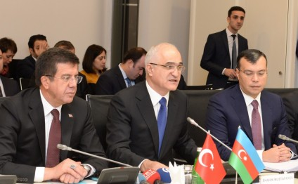 'Azerbaijan's investment in Turkey will reach $18 billion by 2020'