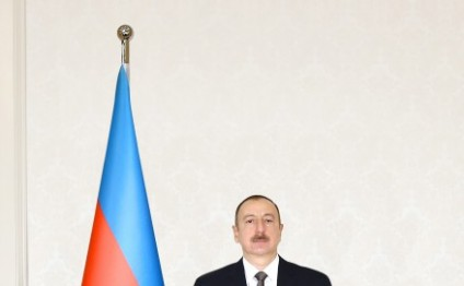 President Ilham Aliyev: Our international positions were further reinforced in 2016