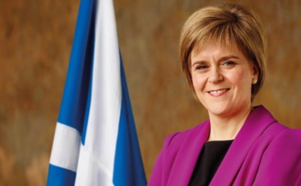 Nicola Sturgeon: I am not bluffing about second Scottish independence referendum