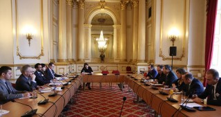 Azerbaijani-British political consultations held in UK