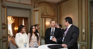 President Ilham Aliyev attended panel discussion on climate and energy security at Munich Security Conference