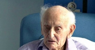 99-year-old Victor Marston is the oldest cancer survivor in the world
