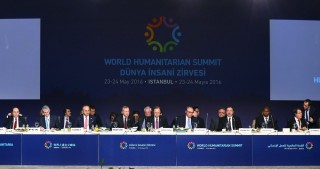 President Ilham Aliyev attends World Humanitarian Summit in Istanbul