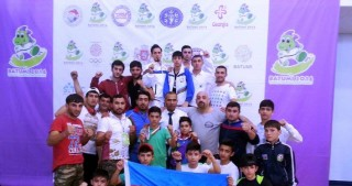Azerbaijani kempo fighters grab 5 golds at World Martial Arts Games