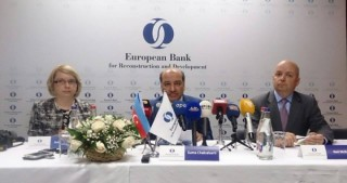 EBRD implemented 30 projects worth $270m in Azerbaijan