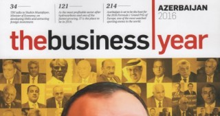 The Business Year's special edition on Azerbaijan presented in Baku