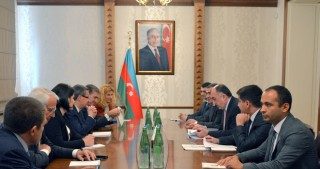 'Azerbaijan is one of the important partners both for European Union and Italy'