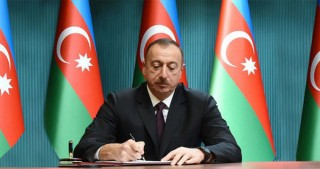 President Ilham Aliyev signs order to award Azerbaijani athletes who will win medals at Olympic and Paralympic Games