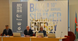 Azerbaijan`s FM delivers lecture at Final Session of 10th Baku Summer Energy School