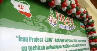 """Iran-Project 2016"" exhibition opens in Baku"