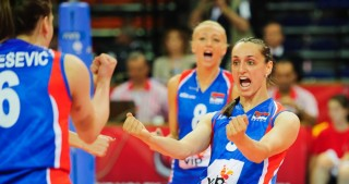 Telekom sign Serbian volleyball player