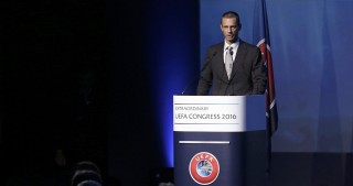 New UEFA President to attend EURO 2020 logo launch in Baku