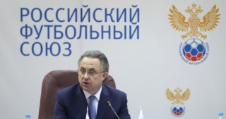 Mutko wins new term as Russian Football Union president