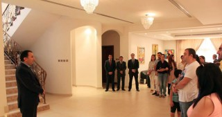 Sunday school for Azerbaijanis opens in Abu-Dhabi