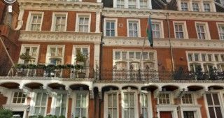 Voter turnout high at Azerbaijan`s Embassy in London