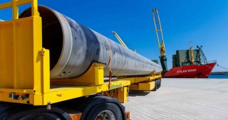 Approximately 44% of pipes needed to build Albanian section of TAP delivered