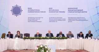 Baku International Humanitarian Forum discusses role of media in inter-civilizational dialogue