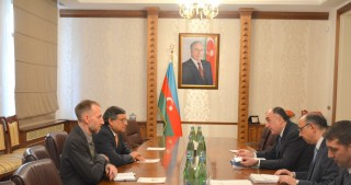 Azerbaijan, UN Office for Coordination of Humanitarian Affairs discuss cooperation