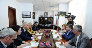 "AZERTAC, TASS hail ""growing"" partnership"