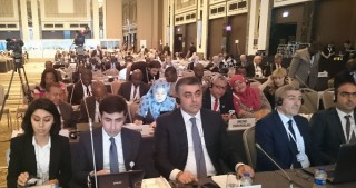 Azerbaijan joins 26th Universal Postal Congress in Istanbul