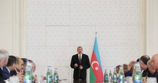 President Ilham Aliyev: Our international standing strengthened this year