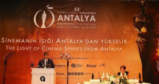 Date of Antalya Film Festival announced