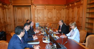 Azerbaijan, Switzerland discuss inter-parliamentary relations